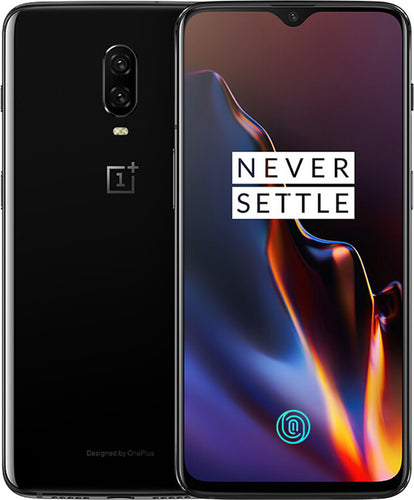 OnePlus 6T 128GB Mirror Black (GSM Unlocked)