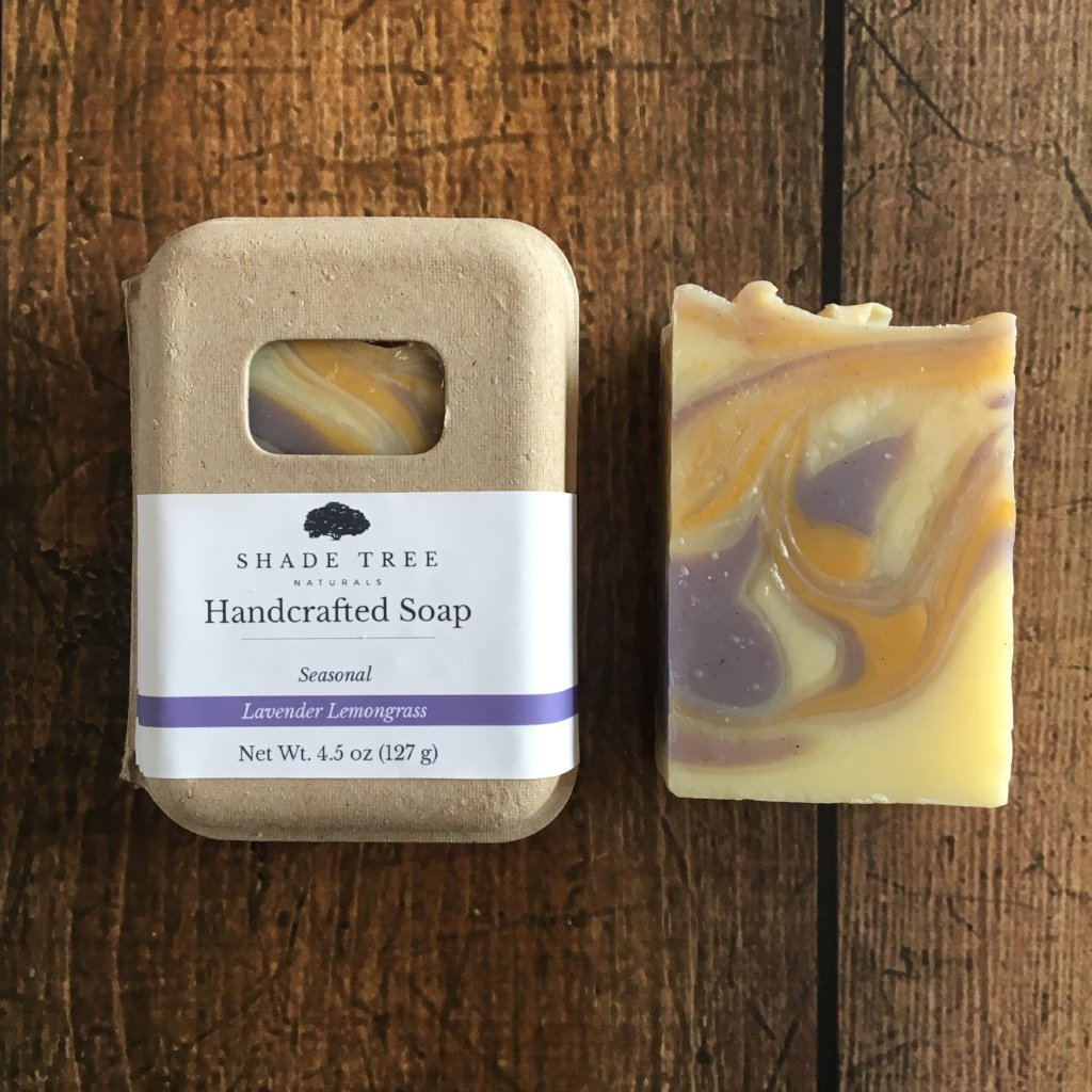Lavender Lemongrass Soap