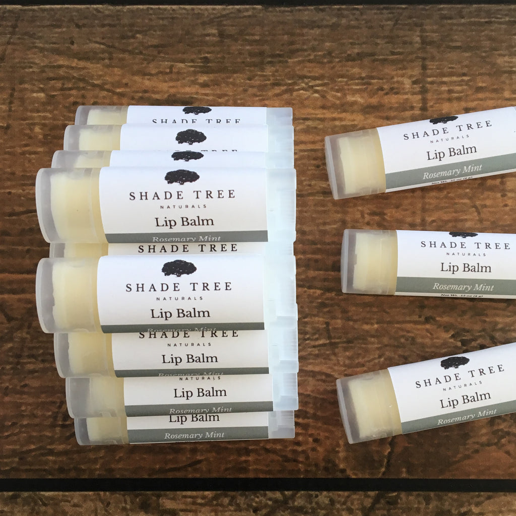 Rosemary Mint Lip Balm