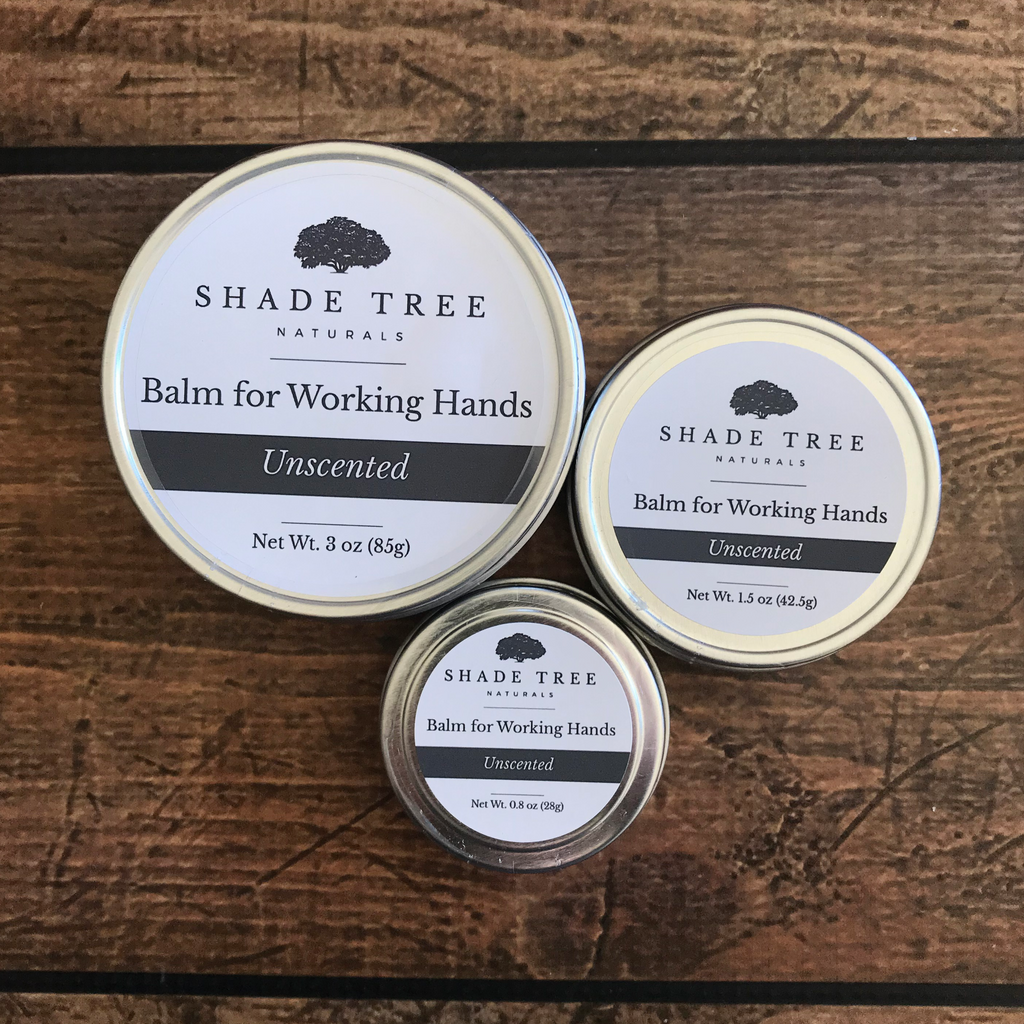Balm For Working Hands