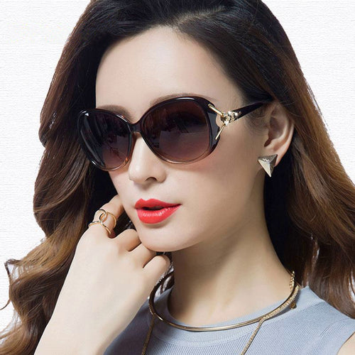 High Density Polarized Sunglasses with Zinc-Alloy Hinge - SleekSass