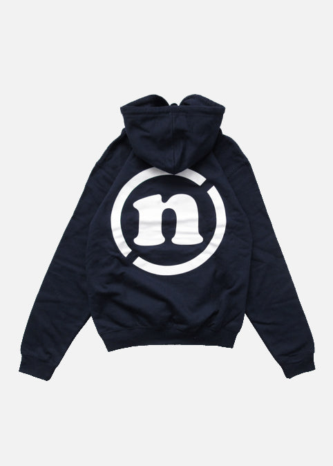 "SWEAT A CAPUCHE BIG ""no/one"""