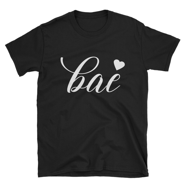"""Bae"" Women's Short-Sleeve T-Shirt Apparel - Lavished Collection"
