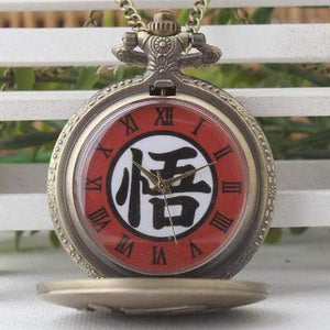 Montre à Gousset Dragon Ball
