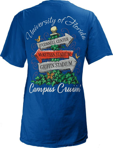 UF Women's Campus Cruisin' Tee