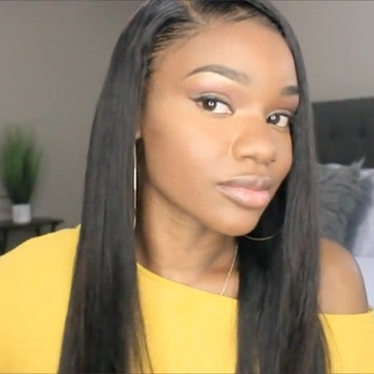 2019 NEW Straight Glueless Basic Cap For Black Women