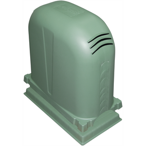 Polyslab Pump cover green