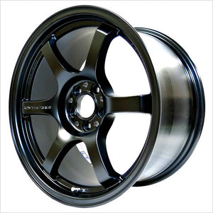 Gram Lights 57DR Semi Gloss Black Wheel 17x9 5x100 38mm