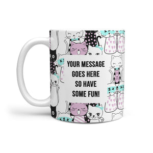 custom quote coffee mugs