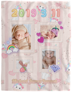 Personalized Blankets for Kids