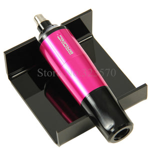 Original HUMMINGBIRD BRONC PEN Swiss Motor Rotary Cartridge Tattoo Machine + Free One Box Cartridge Needles (20Pcs/Box)