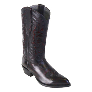 Los Altos Boots J-Toe Goat