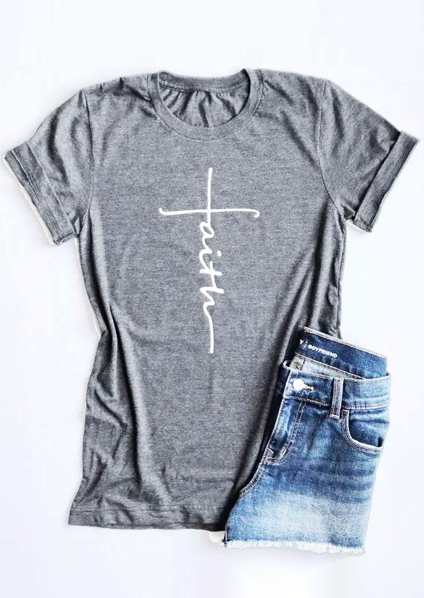 Women's Faith Shoppe Tee Shirt
