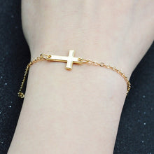 Load image into Gallery viewer, Limited Edition Cross Faith Bracelet