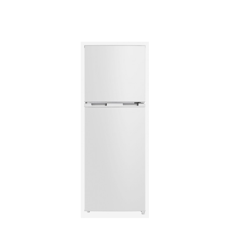 Midea Top Mount Fridge Freezer 239L White