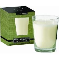 Vela Essensial 9oz Lemongrass & Coriander