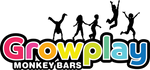 Growplay Monkey Bars