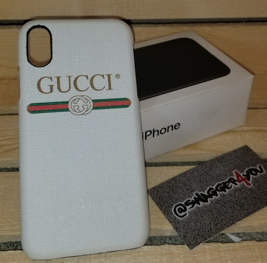 custom Gucci iPHONE X case - swagger4you