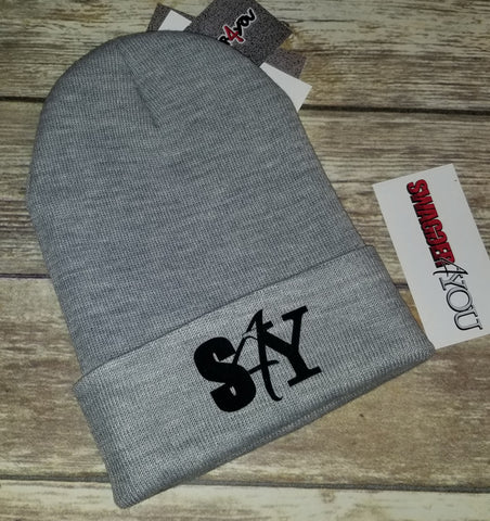 S4Y knit cap - swagger4you