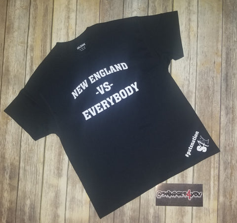 N E. vs. EVERYBODY T-shirt - swagger4you