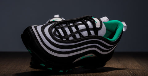 Airmax 97 Clear Emerald (youth) - swagger4you
