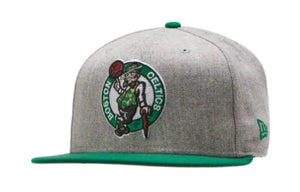 2 TONE RETRO CELTICS SNAPBACK - swagger4you