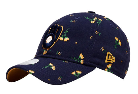 Image of Milwaukee Brewers floral - swagger4you