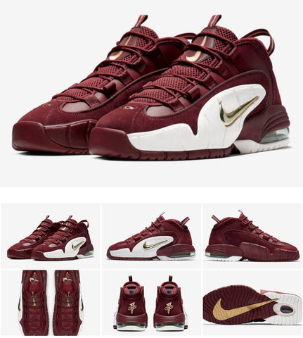 Nike Air Max Penny 1 House Party  - swagger4you