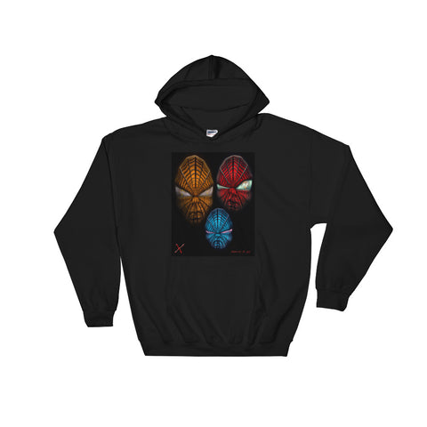 SPIDEY-X Hooded Sweatshirt - swagger4you