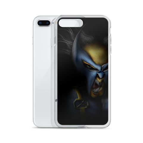 WOLF-Z iPhone Case - swagger4you