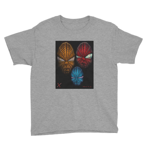 SPIDEY-X Youth Short Sleeve T-Shirt - swagger4you