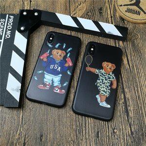 S4Y Bear Iphone Case