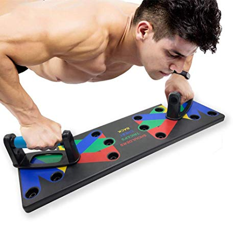S4Y - Ultimate 9-in-1 Push Up Board