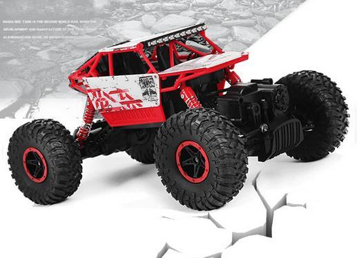 Remote Control Truck 4x4 Off Road Rock Crawler - swagger4you