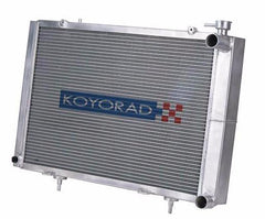 Koyo Nissan 240SX S13/S14 RB Swap Twin Pass Radiator (RB20 RB25 RB26)