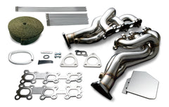 Tomei EXHAUST MANIFOLD KIT EXPREME VQ35DE Z33/CV35 Ver.2 with TITAN EXHAUST BANDAGE (Previous Part Number 415001)