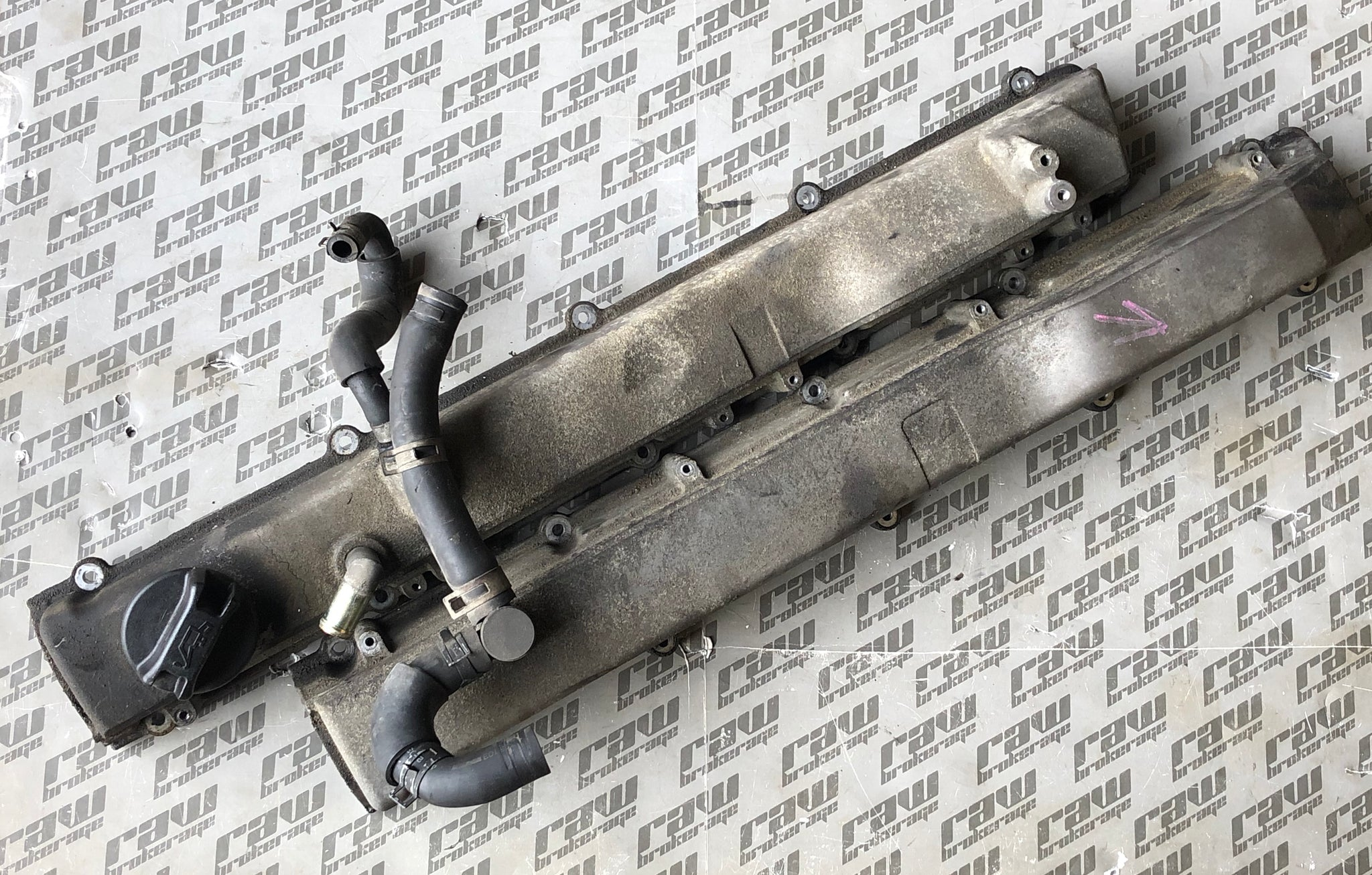 Nissan OEM RB25 NEO Valve Covers (Used)