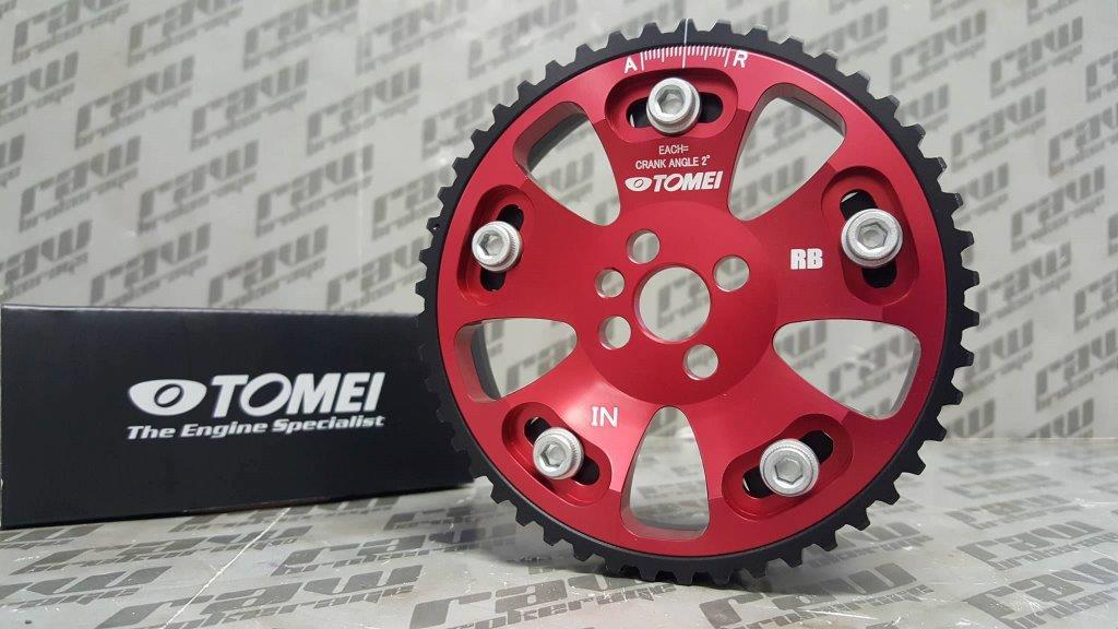 Tomei 152009 Adjustable Intake Cam Gear RB20 RB25 RB26
