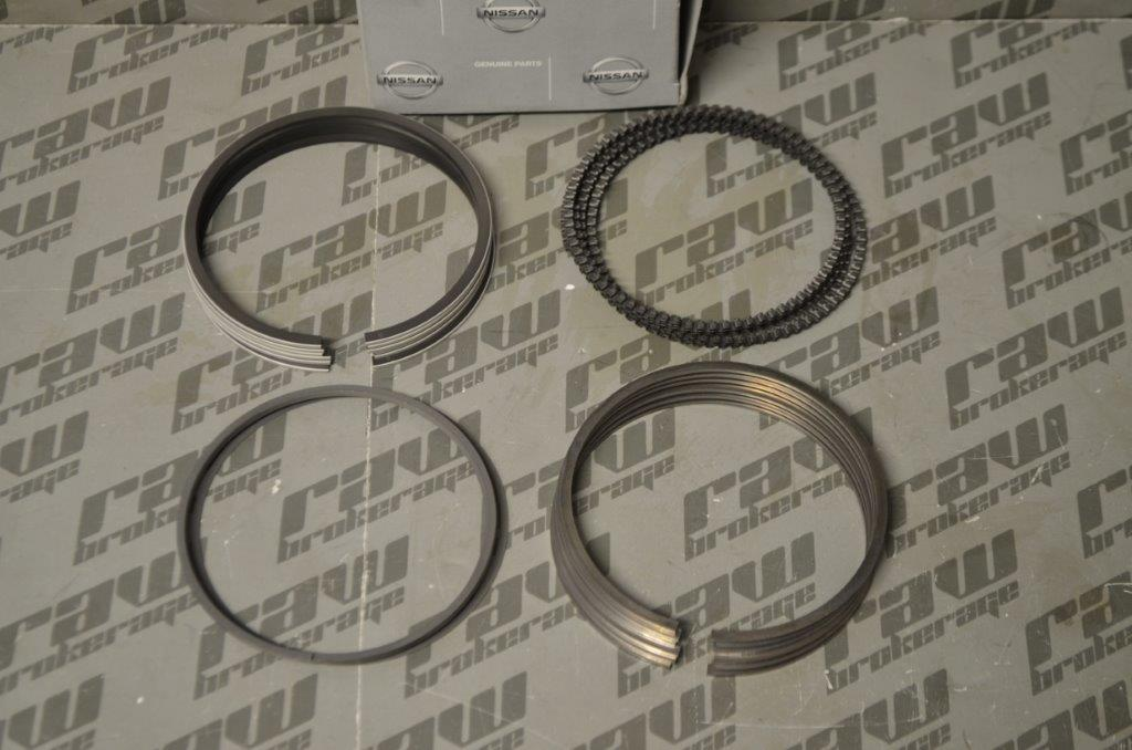 Nissan OEM Piston Ring Set RB26DETT