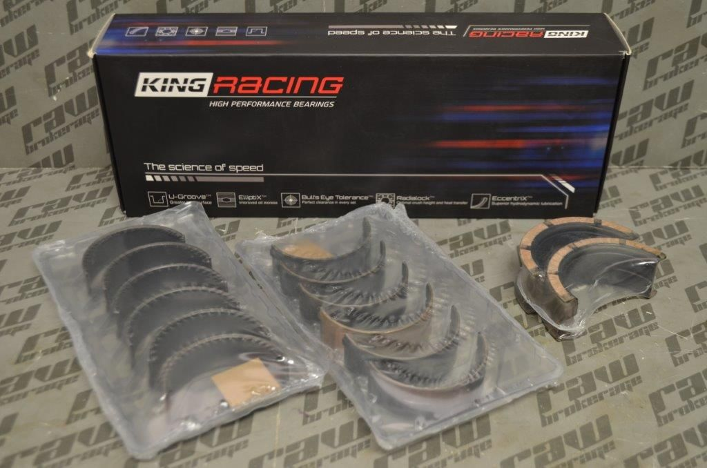 King Nissan RB25DETT/RB26DETT High Performance Main Bearing Set