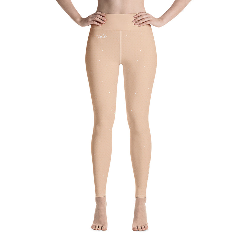 racé CURIE PEACH high waist legging