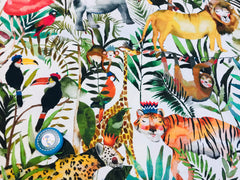 Homedeco King of the jungle safari € 25,-/m