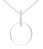 STUDIO Necklace Silver