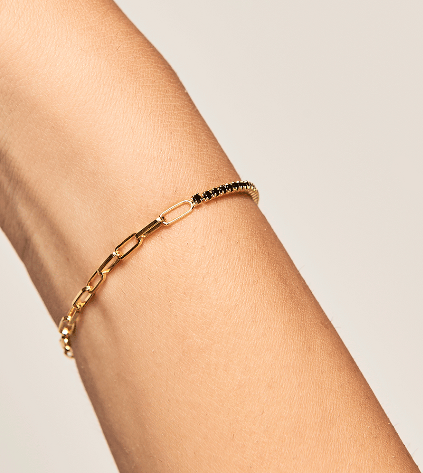 BLACK MIRAGE Bracelet Gold