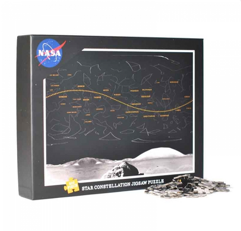 NASA JIGSAW PUZZLE (500 PIECES) - CONSTELLATION