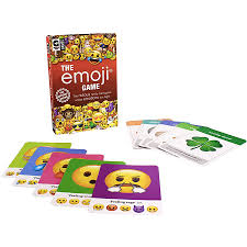 Emoji Family card Game