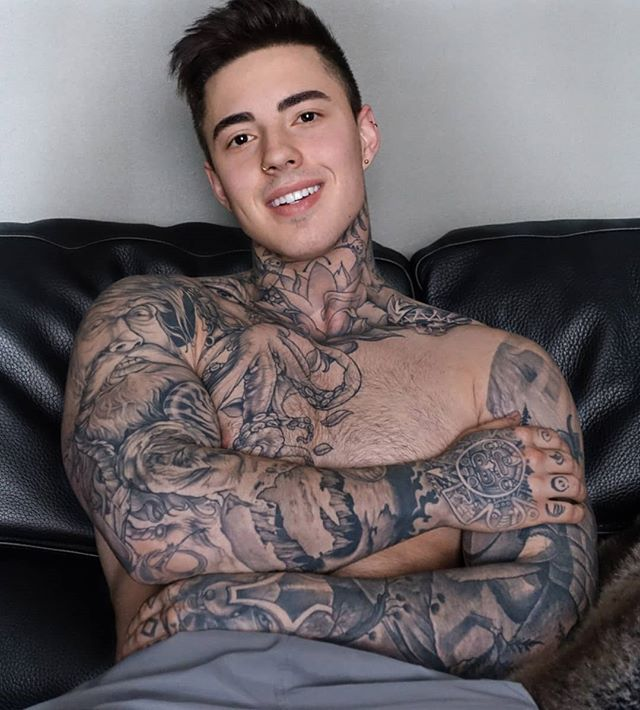 tattoo model jakipz
