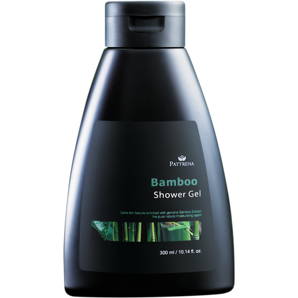 Pattrena Bamboo Shower Gel, 300ml - MyBeautyBar.co.uk