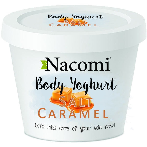 Nacomi Salted Caramel Body Yoghurt - MyBeautyBar.co.uk