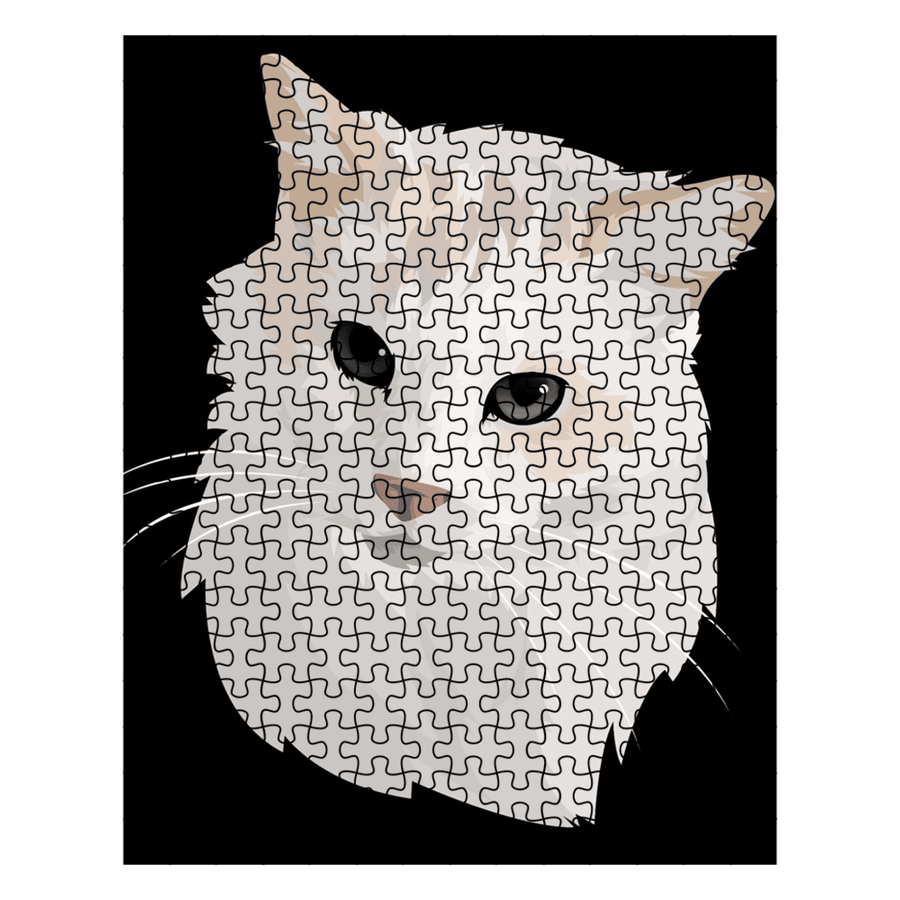 Custom Pet Print Jigsaw Puzzle